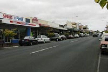 Millicent Main Street