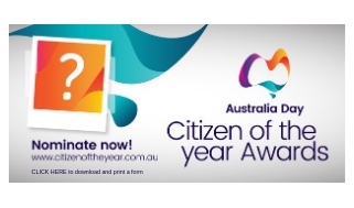 Nominate Now Aust Day