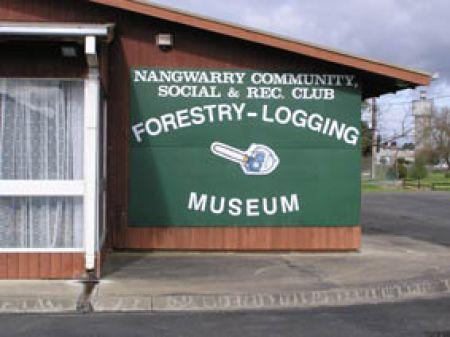 Nangwarry Logging Museum