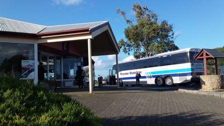 Premier Stateliner Bus Millicent VIC