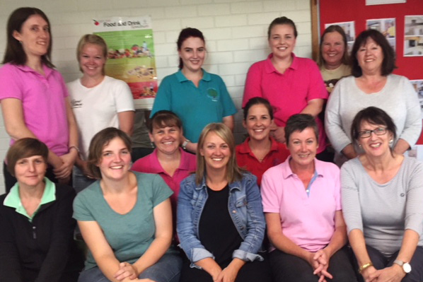 Early Learning Centre Staff Photo 2018