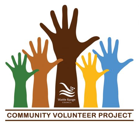 WRC Community Volunteer Project Logo