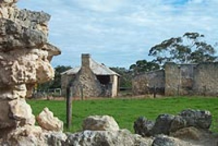 Kangaroo Inn Ruins