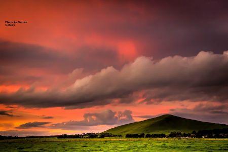 Mount Muirhead Darren Galwey
