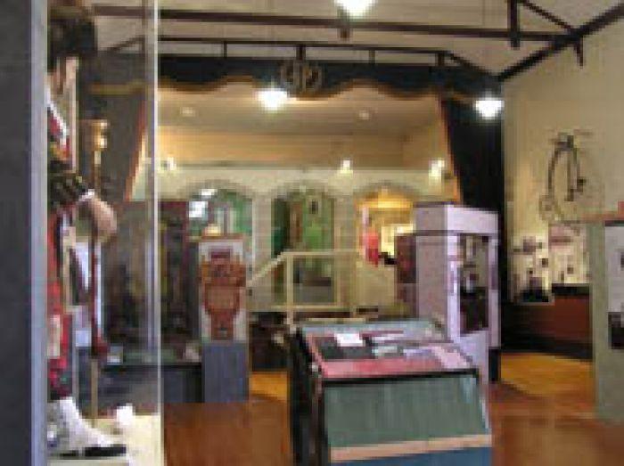 John Riddoch Centre Display