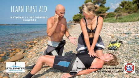 Still water paddleboards First Aid