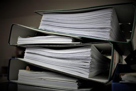 Folders, Documents