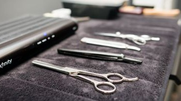 Hairdressing Scissors, Beauty Salon