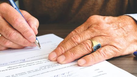 Application, Form, Document signing, Agreement