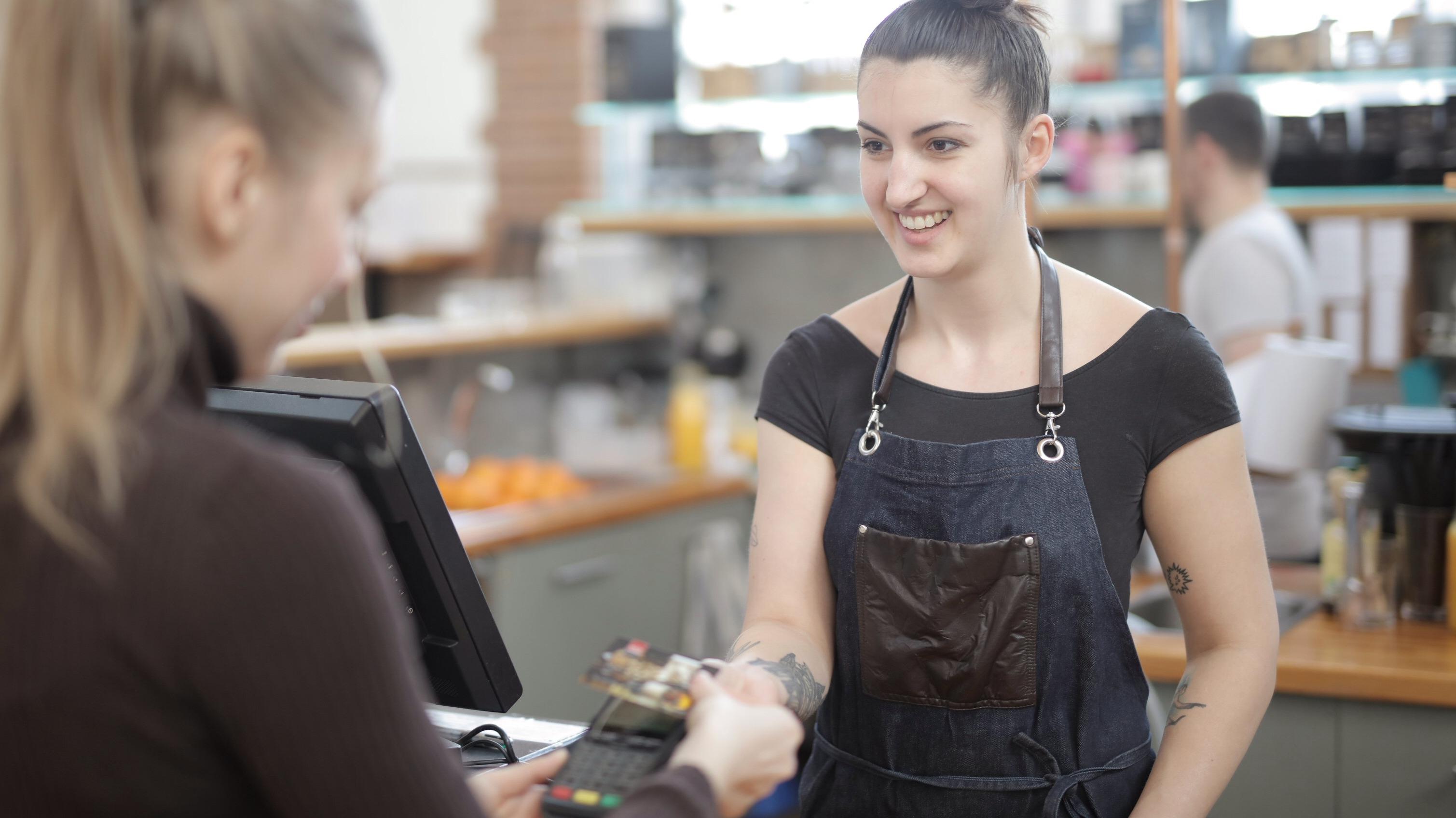 Business, Cafe, Owner