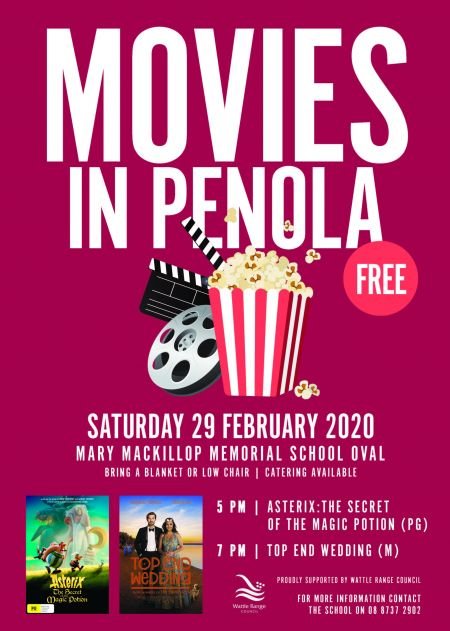 Penola Movies