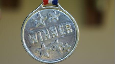 Winner, Prize, Award, Trophy