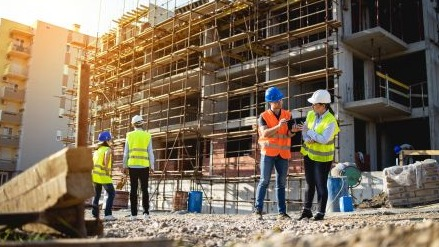 building, development, construction, trades