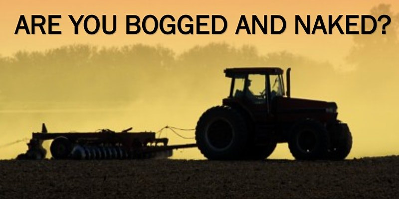 Bogged Naked